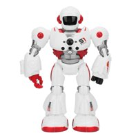 Ymiko Kids Remote Controlled Robot Intelligent Programming Gesture Sensing RC Robot Kit,Kids Robot Toy,Robot Toy,Children RC Toy