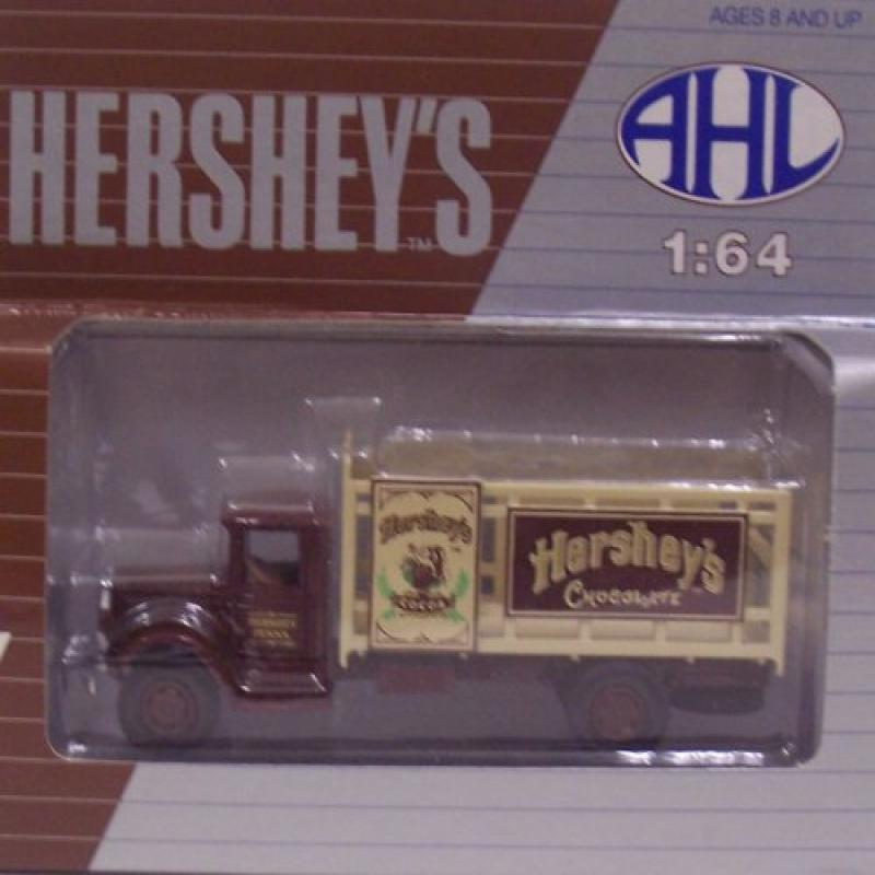 Hartoy H01020 Hershey S Cocoa Babe Stake Body Truck 1 64 Walmart Com