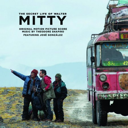 The Secret Life of Walter Mitty Soundtrack (CD) (Tinkerbell Secret Of The Wings Soundtrack List)
