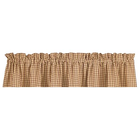 Park Designs Apple Jack Country Curtain Tiers