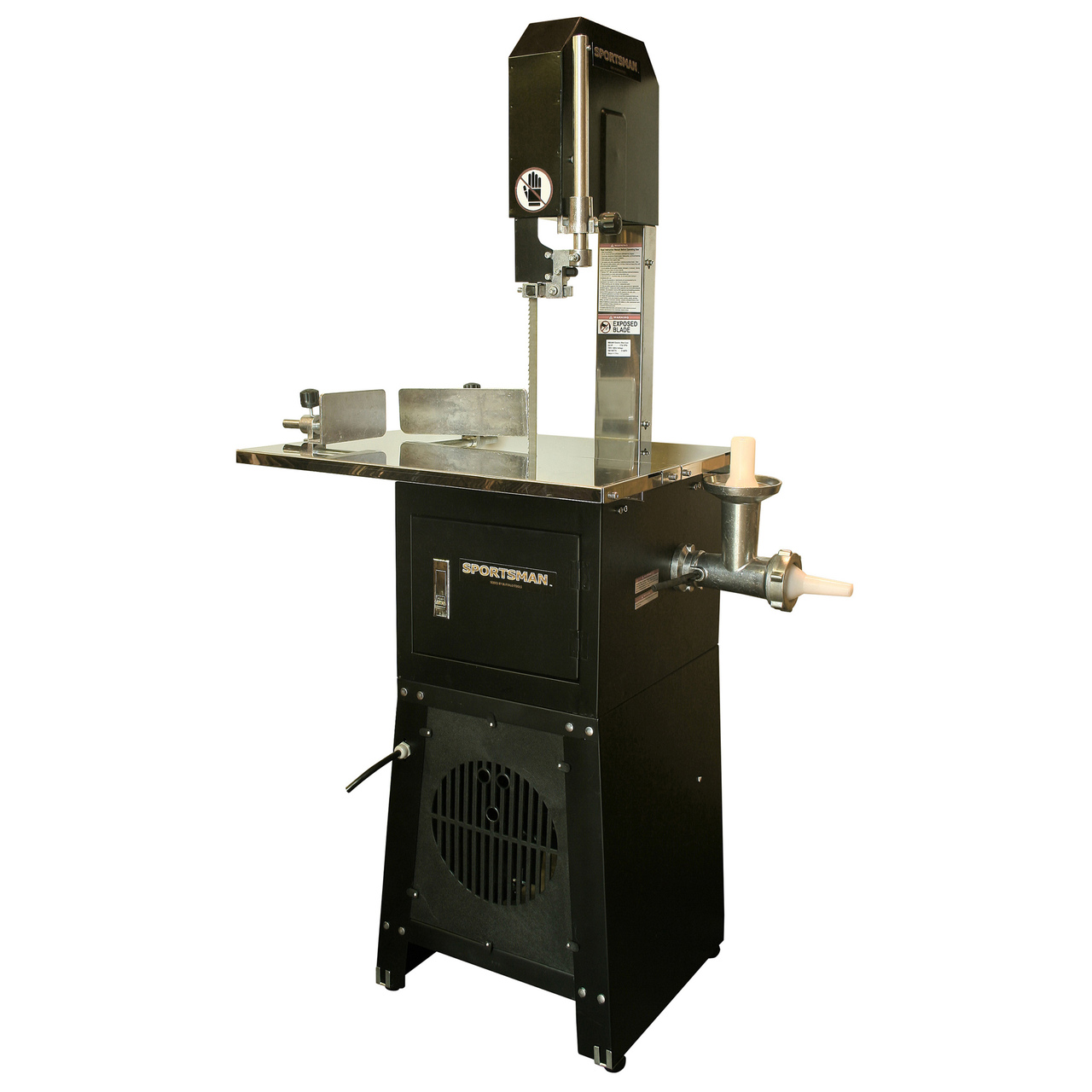 Sportsman Series MBSAW Electric Meat Cutting Band Saw and Grinder