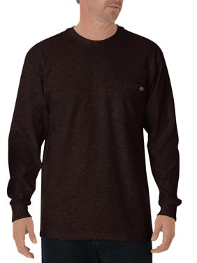 Men's Long Sleeve Heavyweight Crew Neck Tee