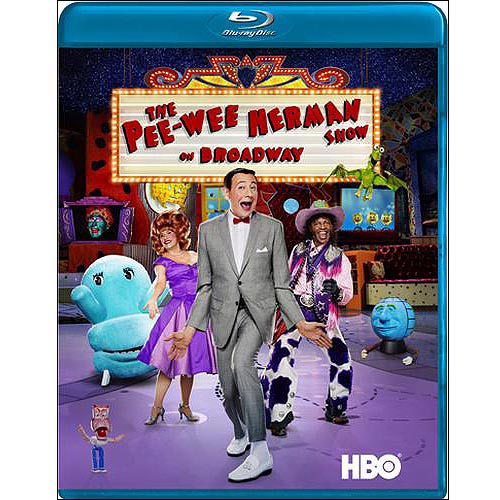 The Pee-Wee Herman Show On Broadway (Blu-ray) (Widescreen)