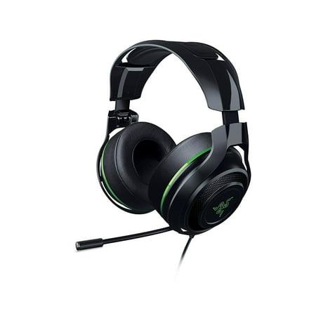 Refurbished   Razer Rz04 01920300 Manowar 7 1 Surround Sound Gaming Headset Built Microphone