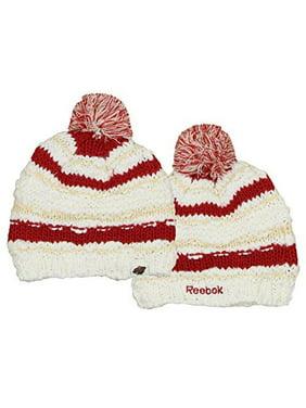9de2708abb5 Product Image Reebok NHL Women s Minnesota Wild Cuffless Fashion Knit Hat