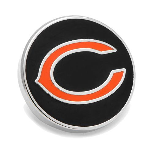 Cufflinks Inc Chicago Bears Lapel Pin