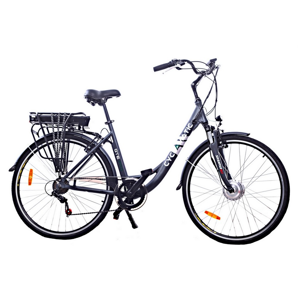 Cyclamatic GTE Pro Step-Through Alloy eBike / Electric Bike