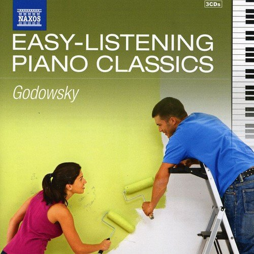 Godowsky: Easy Listening Piano Classics