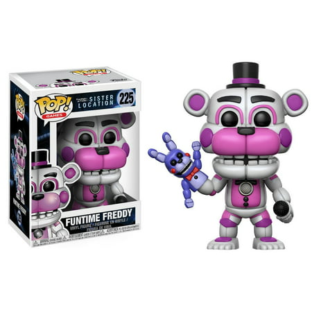 FUNKO POP! GAMES: SISTER LOCATION - FUNTIME FREDDY](Freddy Chest Of Souls)