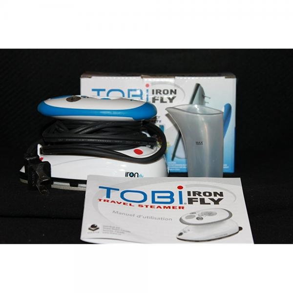Tobi Iron Fly Travel Steamer