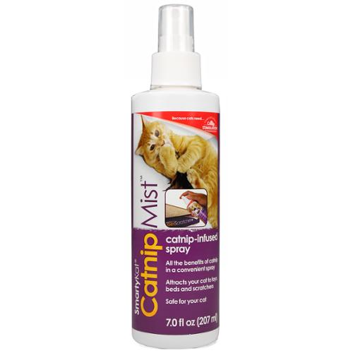 SmartyKat CatnipMist Catnip Infused Spray-
