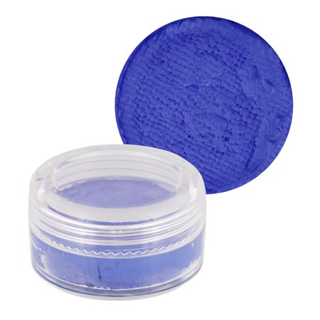 Custom Body Art 10ml Blue FACE PAINT Painting Makeup