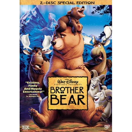 Brother Bear (DVD) (Brother Bear 2 Dvd)