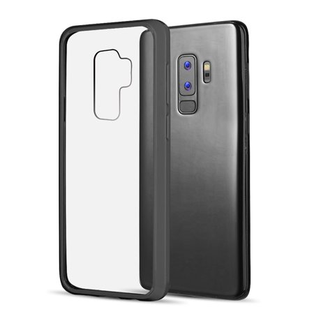 detailed pictures f2a37 7f4a0 MUNDAZE Black Candy Acrylic Clear Case For Samsung Galaxy S9 PLUS Phone