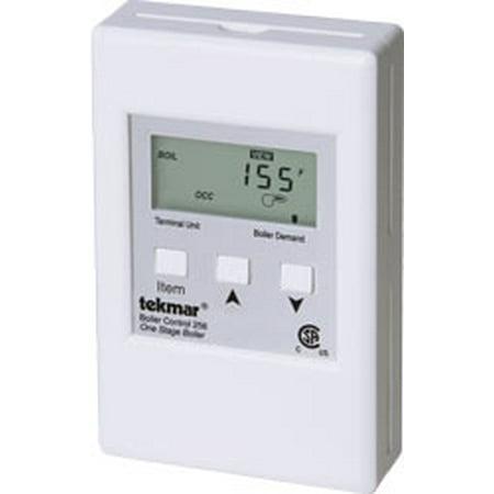 Stage Boiler - Tekmar 256 Boiler Control 256 - One Stage Boiler