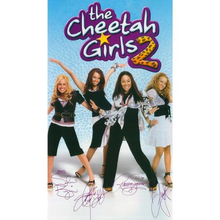 The Cheetah Girls 2 (2006) 11x17 Movie Poster - Aqua From Cheetah Girl