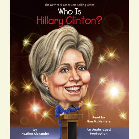 Who Is Hillary Clinton? - Audiobook