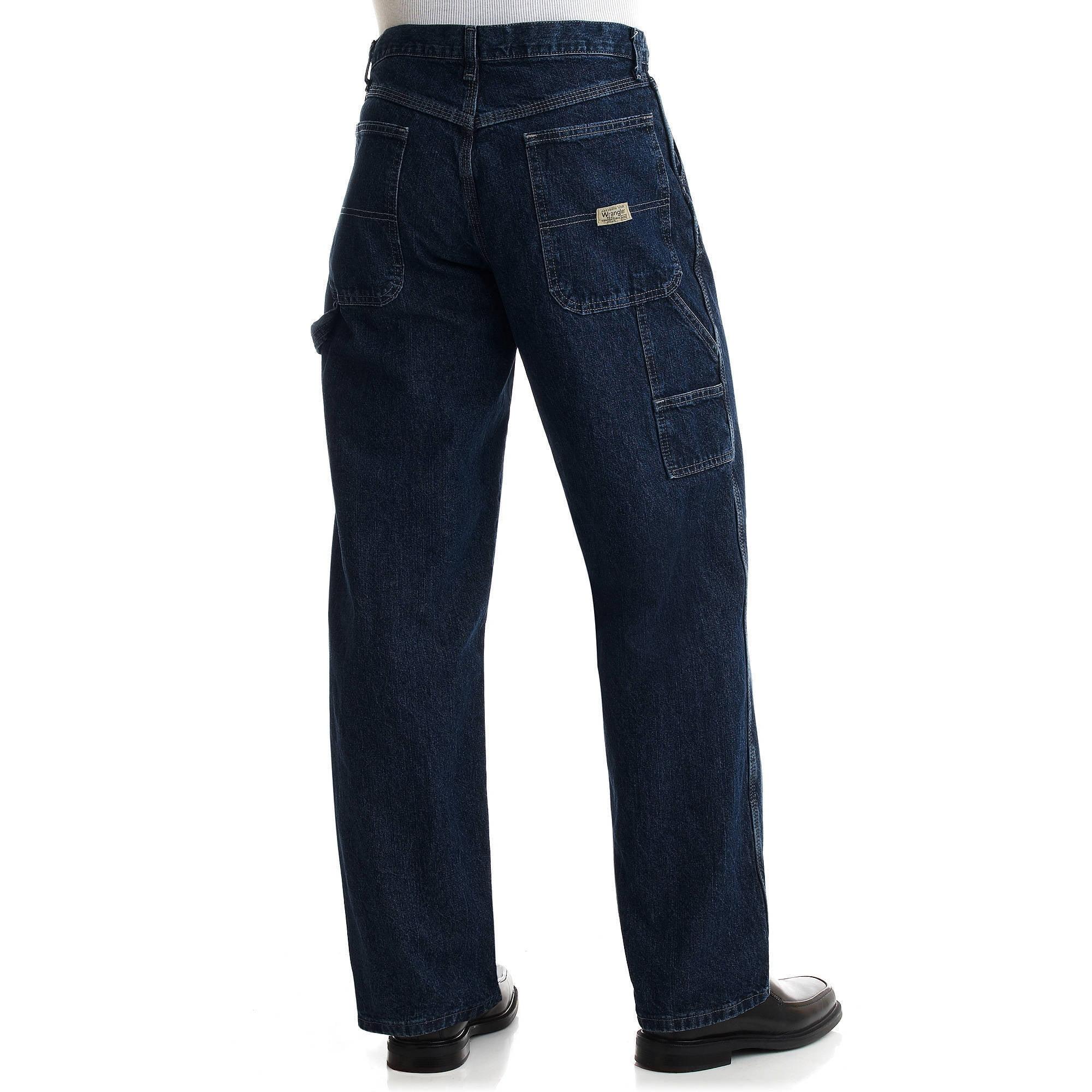 Wrangler Men's Carpenter Jeans - Walmart.com