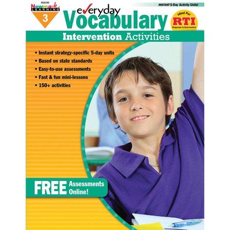 Image of Everyday Vocabulary Gr 3