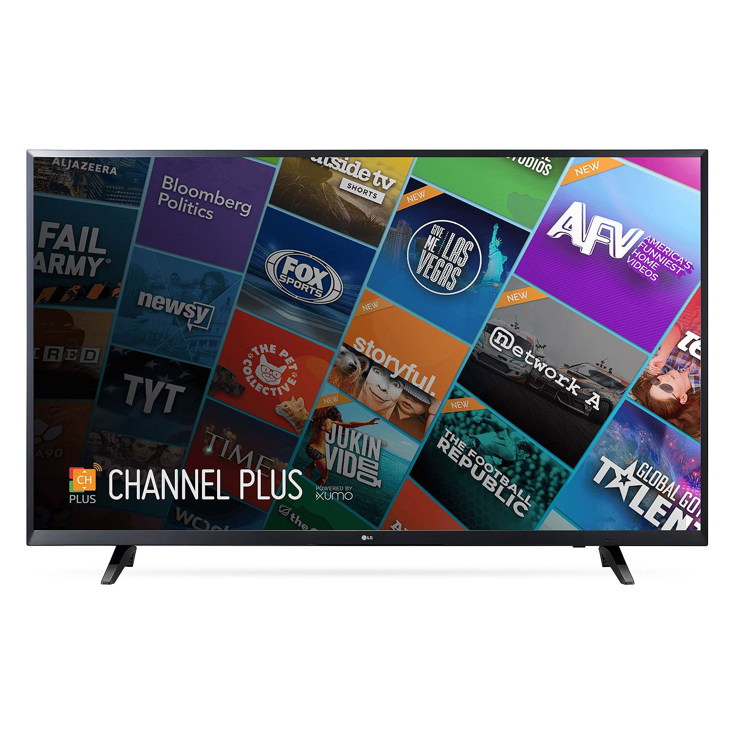 "Refurbished LG 43"" Class 4K (2160P) Smart LED TV (43UJ6200)"