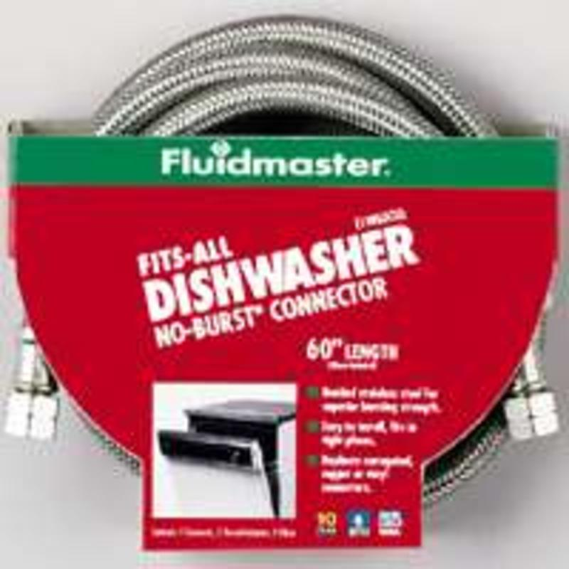 DISHWASHER CONNECT W-EL 48IN