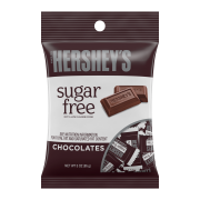 Hershey's, Sugar-Free Milk Chocolate Candy, 3 Oz.