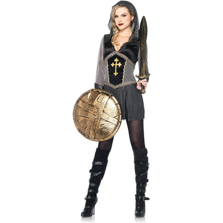 Leg Avenue Joan Of Arc Adult Halloween Costume