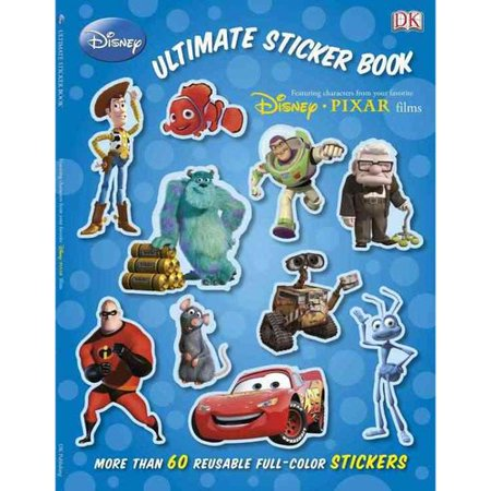 Disney Pixar Ultimate Sticker Book](Disney Pixar Ultimate Collection)