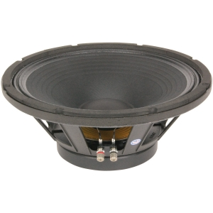 15-in 400W RMS to MAX 800W 2.5-in Voice Coil Diameter 8 Ohms Impedance Ferrite Magnet