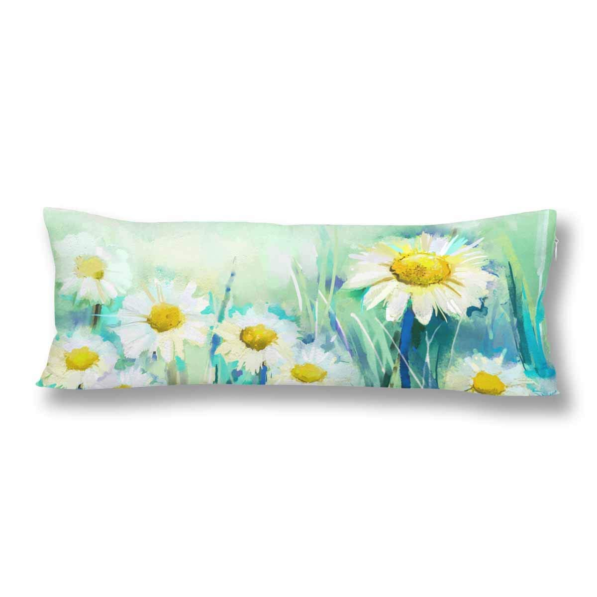 Abphoto Abstract Card Spring Flower Dandelion Body Pillow