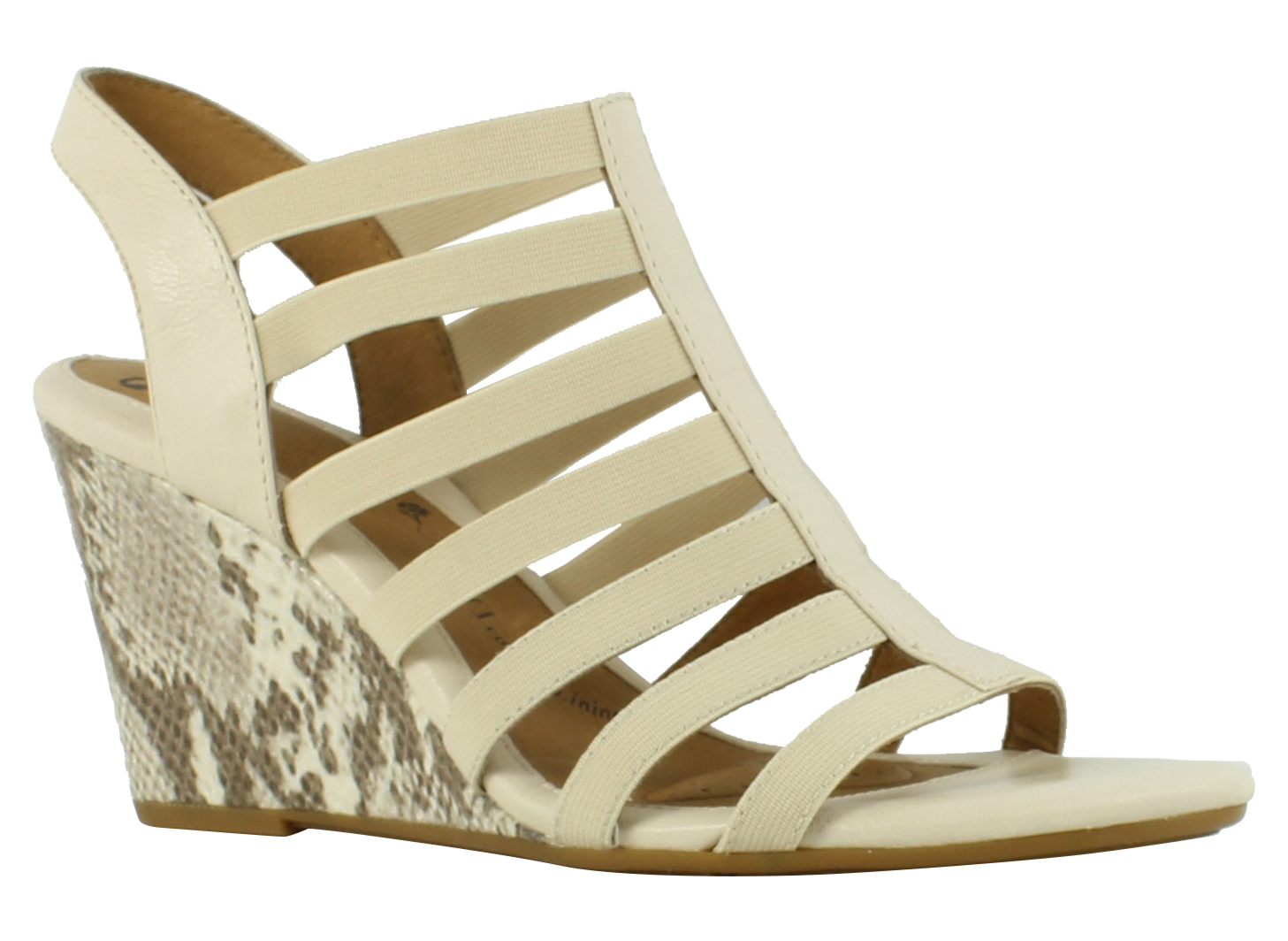 New Sofft Womens Beige Sandals Size 8.5 by Sofft