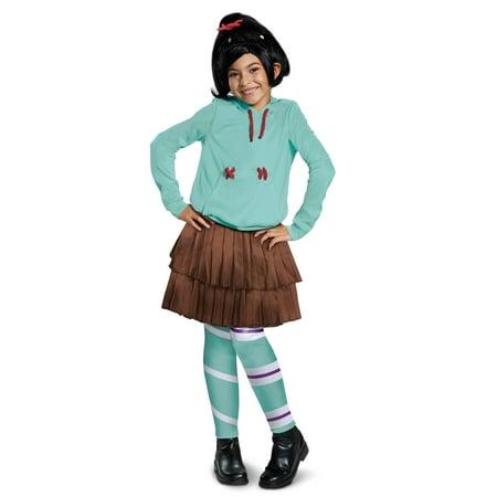 Wreck It Ralph 2 Deluxe Vanellope Girls Costume - image 1 de 1
