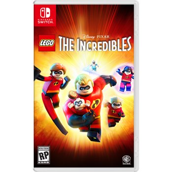LEGO Disney Pixar's The Incredibles for Nintendo Switch