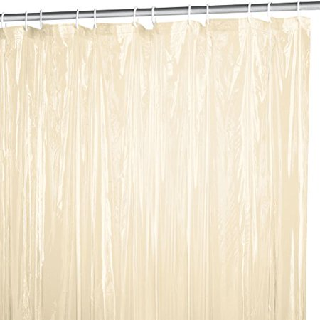 Collections Etc Plastic Shower Curtain Liner