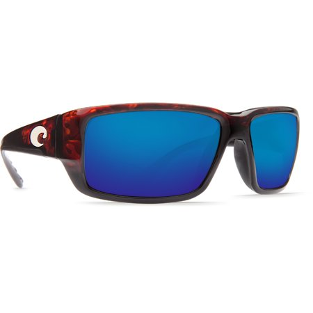 Costa Del Mar Fantail Tortoise Square (Are All Costas Polarized)