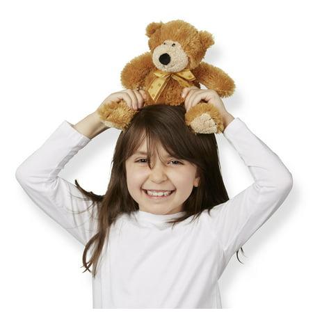 Melissa & Doug Baby Ferguson Teddy Bear Stuffed Animal - image 1 of 2