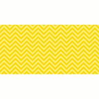 "Pacon Fadeless Design Roll, 48"" x 50', Chic Chevron Yellow"