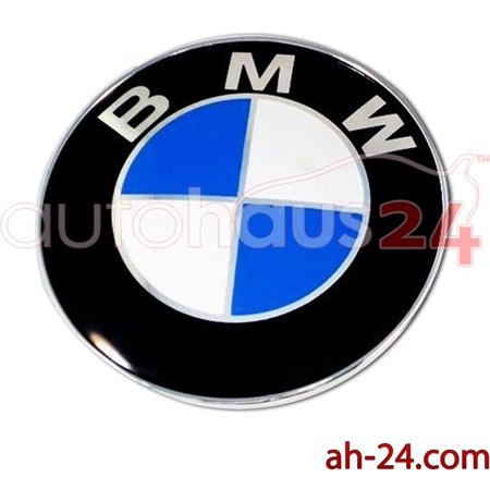 - BMW 51 14 8 219 237 E46 BACK REAR TRUNK LID EMBLEM BADGE OEM 97-15 NEW GENUINE