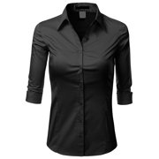Women's Button Up Shirts