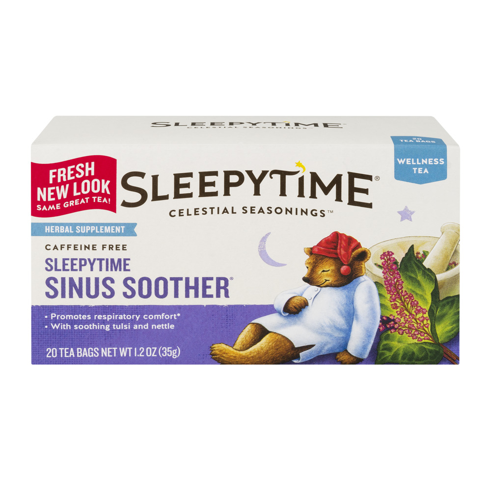 Celestial Tea Sleepytime Sinus Soother 20 CT by The Hain Celestial Group, Inc.