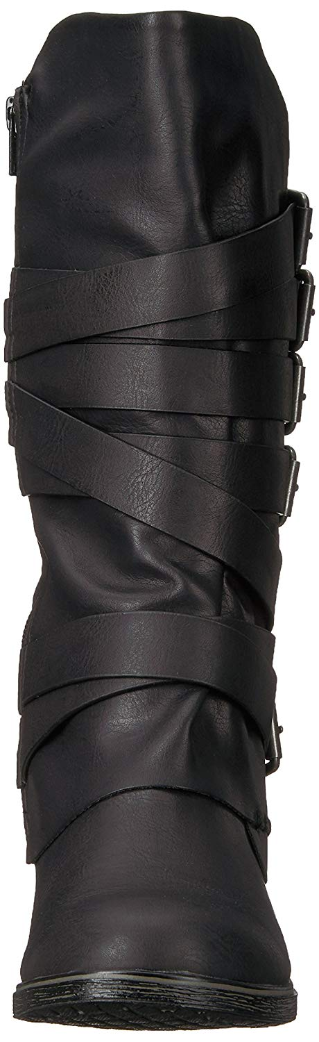 rapport  s s s huck almond toe mi - mollet bottes mode, 7be94d