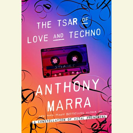 The Tsar of Love and Techno - Audiobook