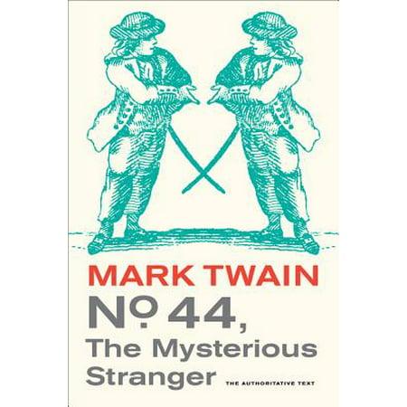 No. 44, The Mysterious Stranger](Halloween 5 Mysterious Stranger)