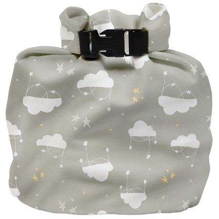 Bambino Mio - Wet Diaper Bag - Cloud Nine Edition