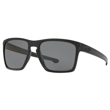 57mm Square Sunglasses (Oakley Holbrook Black Polarized)