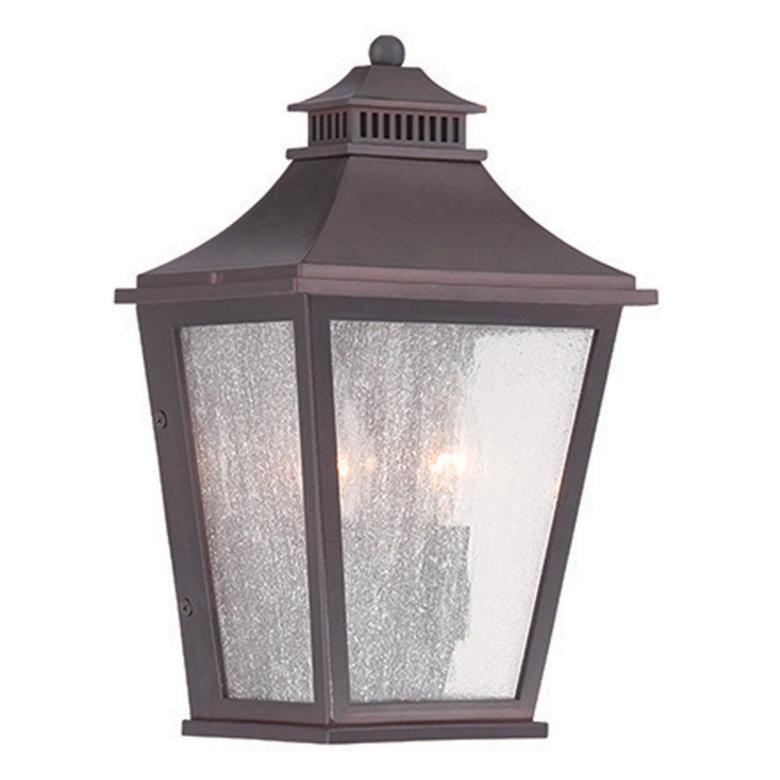 Acclaim Lighting Chapel Hill 7.5 in. Outdoor Wall Mount Lantern Light Fixture