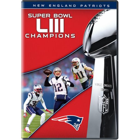 NFL Super Bowl LIII (DVD)