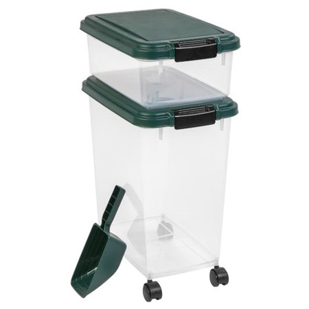 IRIS 3-Piece Remington Airtight Container Combo,