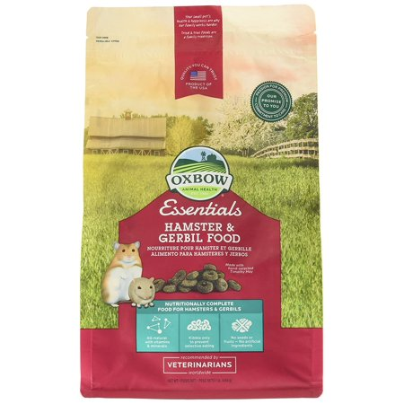Oxbow Hamster Food Review
