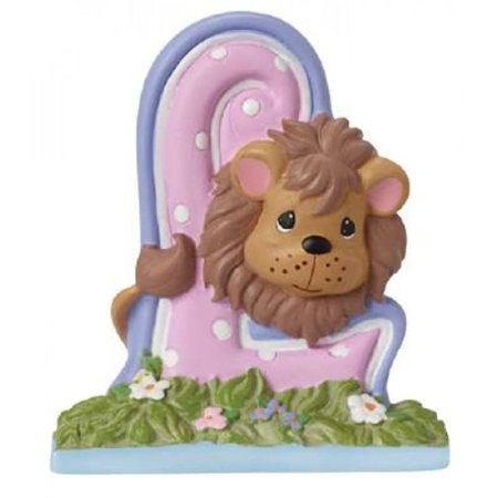 Precious Moments L is for Lion Alphabet Resin Figurine 153426